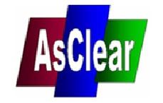 AsClear logo